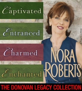 Donovan Legacy Collection by Nora Roberts