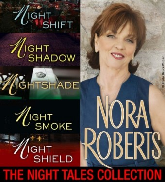 Night Tales Collection by Nora Roberts