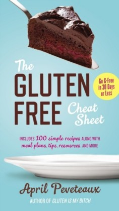 Gluten-Free Cheat Sheet