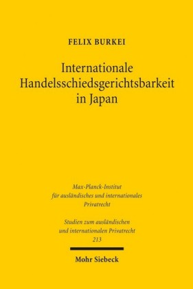 Internationale Handelsschiedsgerichtsbarkeit in Japan