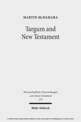 Targum and New Testament