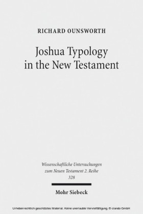 Joshua Typology in the New Testament