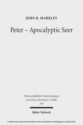 Peter - Apocalyptic Seer