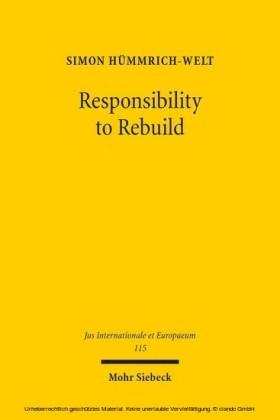 Responsibility to Rebuild