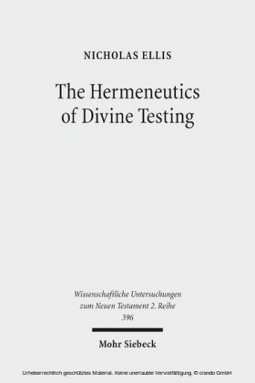 The Hermeneutics of Divine Testing