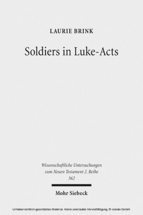 Soldiers in Luke-Acts