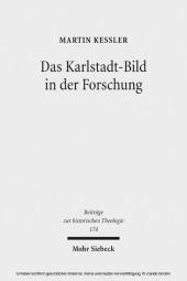 Das Karlstadt-Bild in der Forschung