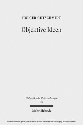 Objektive Ideen