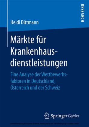Märkte für Krankenhausdienstleistungen