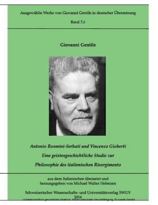 Antonio Rosmini-Serbati und Vincenzo Gioberti