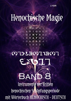 Henochische Magie - Band 8