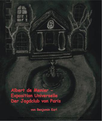 Albert de Menier - Exposition Universelle Der Jagdclub von Paris