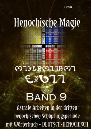 Henochische Magie - Band 9