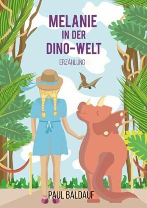 Melanie in der Dino-Welt