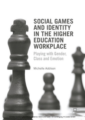 Social Games and Identity in the Higher Education Workplace
