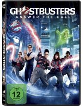 Ghostbusters, 1 DVD Cover