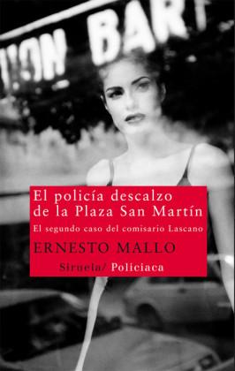 El policía descalzo de la Plaza San Martín
