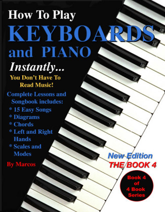 How to Play Keyboards and Piano Instantly