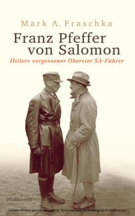 Franz Pfeffer von Salomon
