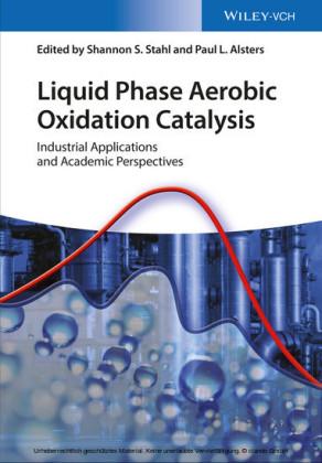 Liquid Phase Aerobic Oxidation Catalysis