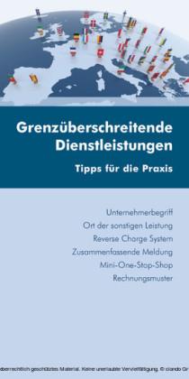 Grenzüberschreitende Dienstleistungen (Ausgabe Österreich)