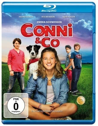 Conni & Co, 1 Blu-ray