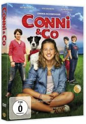 Conni & Co, 1 DVD Cover
