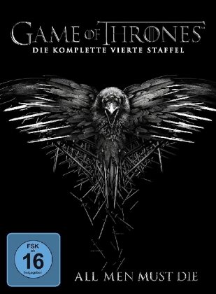 Game of Thrones, 5 DVDs (Repack)