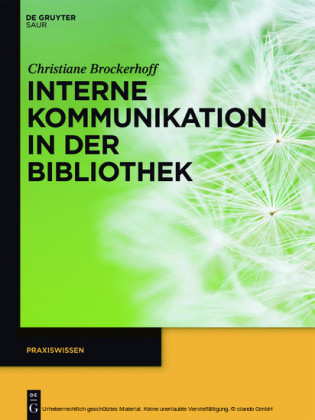 Interne Kommunikation in der Bibliothek