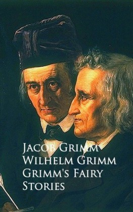 Grimm's Fairy Stories -
