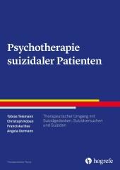 Psychotherapie suizidaler Patienten