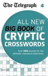 The Telegraph: All New Big Book of Cryptic Crosswords 4