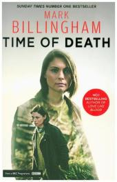 Time of Death, TV Tie In Cover