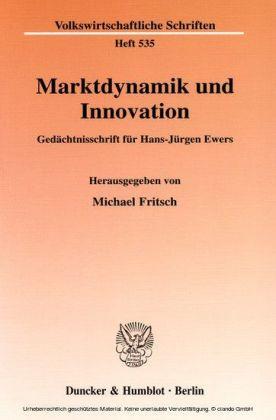 Marktdynamik und Innovation.
