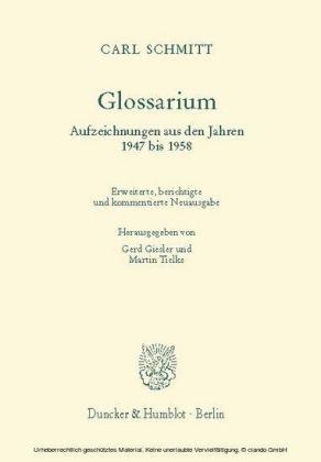 Glossarium.