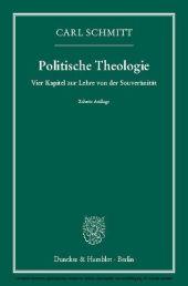 Politische Theologie.