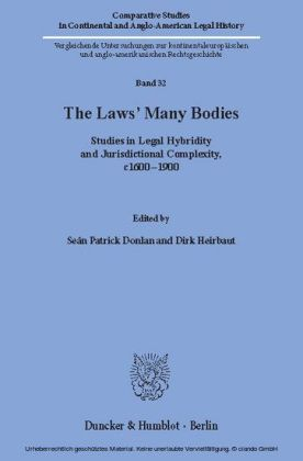The Laws' Many Bodies.