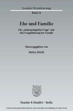 Ehe und Familie.