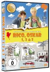 Rico und Oskar 1-3, 3 DVDs Cover