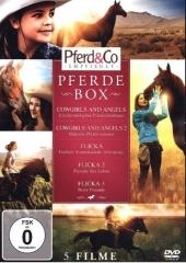 Pferdebox, 5 DVDs
