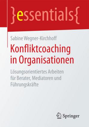 Konfliktcoaching in Organisationen