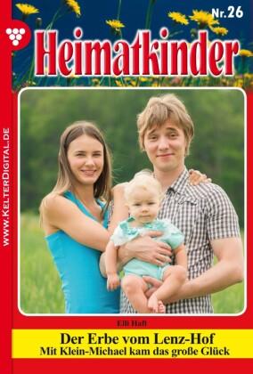 Heimatkinder 26 - Heimatroman
