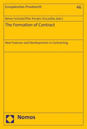 The Formation of Contract