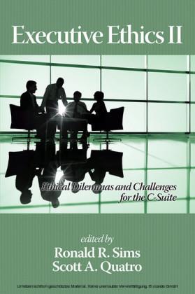 Executive Ethics II