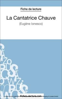 La Cantatrice Chauve d'Eugène Ionesco (Fiche de lecture)