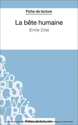 La Bête humaine d'Émile Zola (Fiche de lecture)