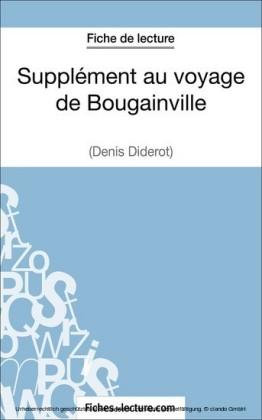 Supplément au voyage de Bougainville de Diderot (Fiche de lecture)