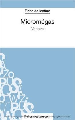 Micromégas de Voltaire (Fiche de lecture)