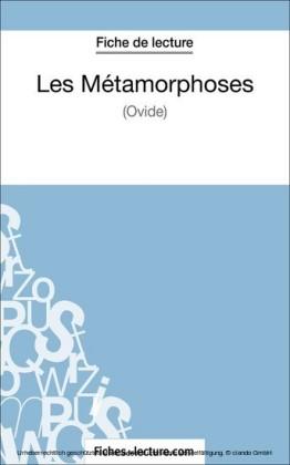 Les Métamorphoses d'Ovide (Fiche de lecture)