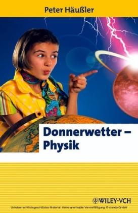 Donnerwetter - Physik!